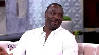 Adewale Akinnuoye-Agbaje Explains How He Came To Join A Skinhead Gang As A Child