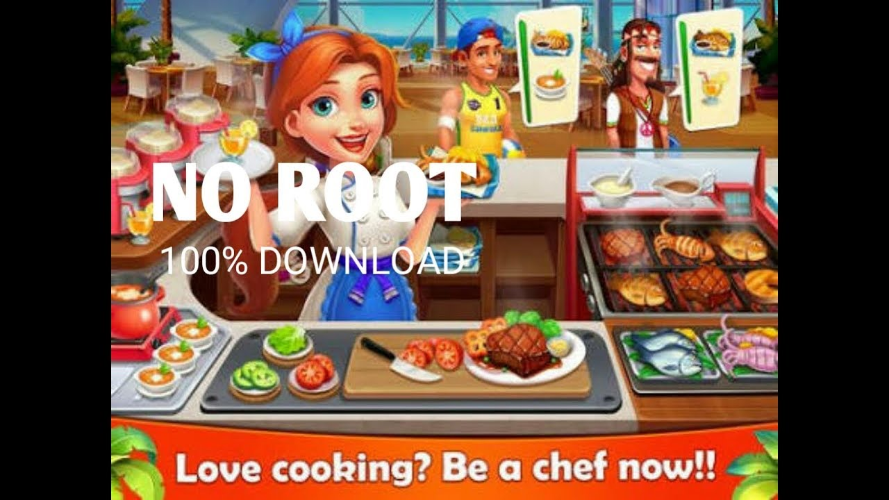 Star Chef Cooking Game 2.14.1 mod apk Download in android - YouTube