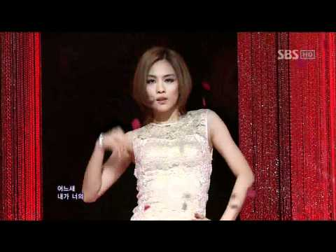 Miss A [Touch] @SBS Inkigayo 인기가요 20120304