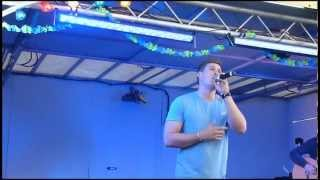 Lee Ryan - Army Of Lovers @ Paignton 21.07.2012