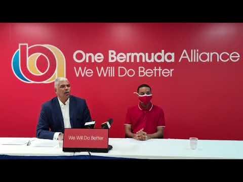 OBA Press Conference, Sept 28 2020