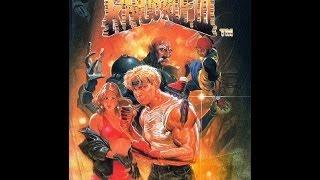 Bare Knuckle 3 Прохождение Sega Rus