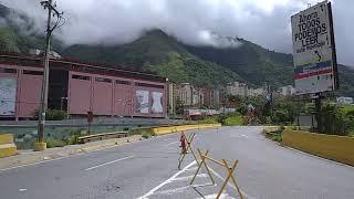 Entrada libre desde Guarenas