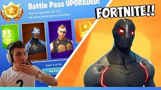 FORTNITE SEASON 4 IS HERE! BUY BATTLE PASS & SHOWS EVERYTHING NEW! (Biggest update ever!!)