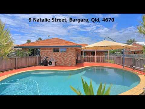 9 Natalie Street, Bargara Beach on the coast of Bundaberg, Queensland, Australia