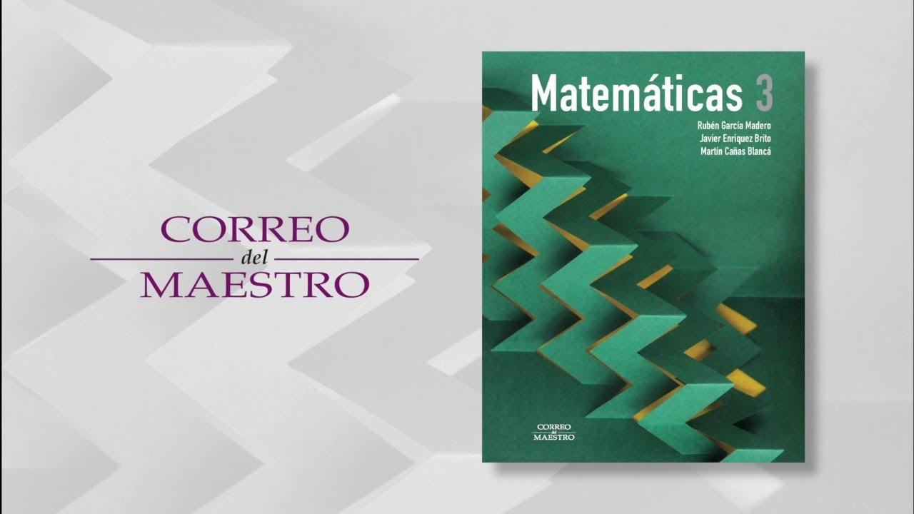 Matemáticas 3 - Ciclo 2021-2022