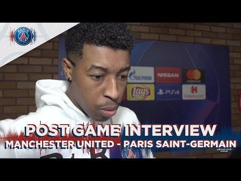 POST GAME INTERVIEW: MANCHESTER UNITED vs PARIS SAINT-GERMAIN