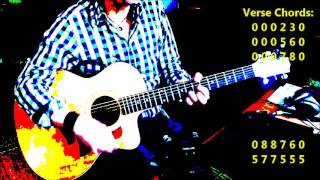 "Neil Young - How To Play ""Don't Let It Bring You Down"" . With ukulele solo .Tutorial . Lesson"