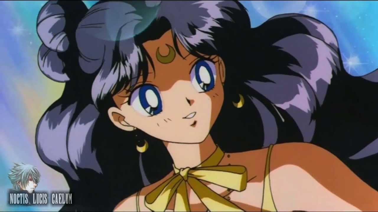 Sailor Moon Luna Transformation Hd