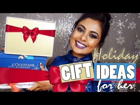 Holiday Gift Ideas For Her - Gift Guide For Christmas & New Year | MrJovitaGeorge