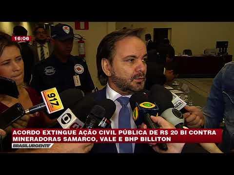BRASIL URGENTE MINAS 08/08/2018