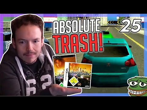 It Gets Even Worse! Undercover For PS2, PSP And DS | NFS Marathon 2019 Part 25