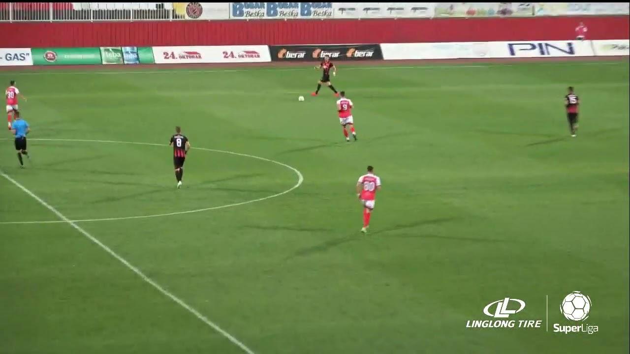 Пролетер Нови-Сад  0-0  Мачва Шабац видео