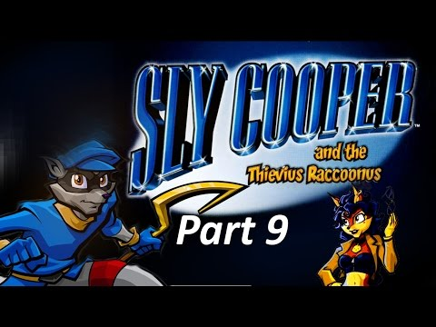 So Much Anger | Sly Cooper and The Thievius Raccoonus Part 9