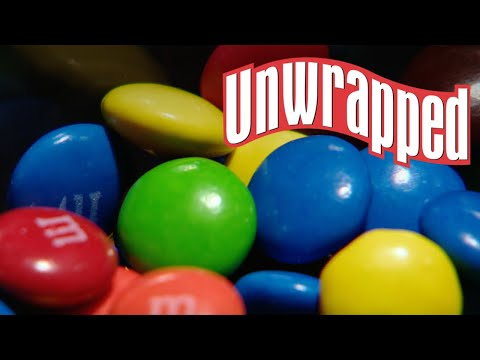 How M&Ms Are Made (from Unwrapped) | Unwrapped | Food Network