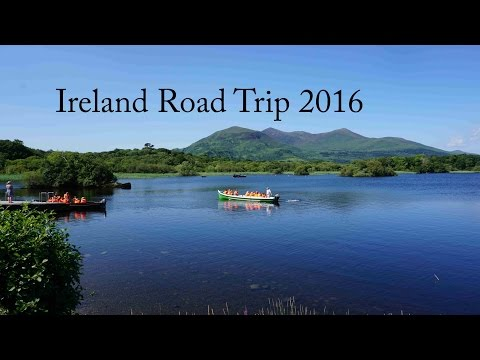 Top Ten things for a Sunny roadtrip in Ireland HD Ring of Kerry to Connemara