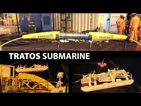 TratosSubmarine Cable Installation  -  Mexico 2020
