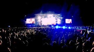 Coldplay ♫ Politik  Hd  Ahfodtour - Argentina 2016