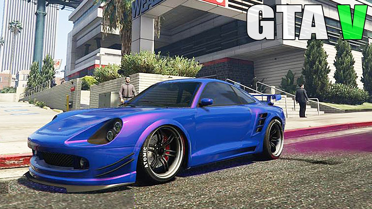 grand theft auto v customizing pfister comet sports porsche 911 and racing part 12 youtube. Black Bedroom Furniture Sets. Home Design Ideas