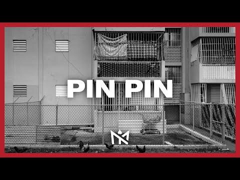 Myke Towers - PIN PIN (Lyric Video)