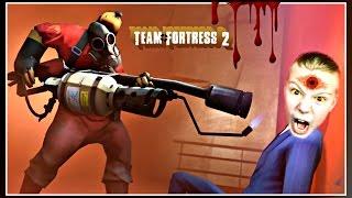 Team Fortress 2 Первый взгляд Том Фортресс  | Multiplayer 1080p 60fps #PS4