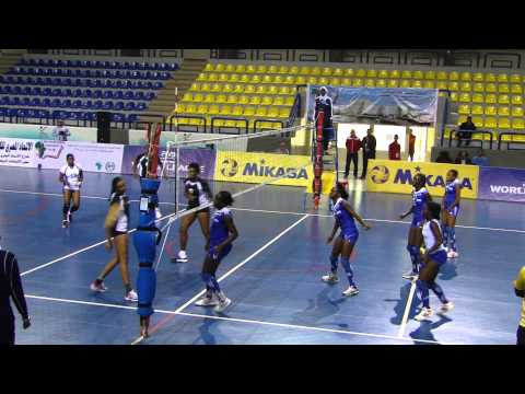 Vision of Uganda beat ARSU of Seychelles 3 2 in Pool D of Women's African Club Championship