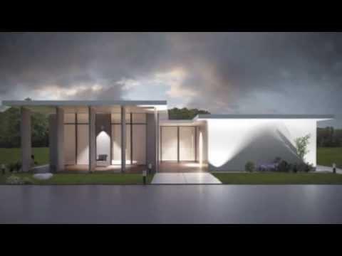 Instalaci n de una casa cube de 100 m2 doovi - Casas inhaus opiniones ...