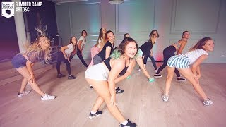BORN TO DANCE summer camp 2018 - DANCEHALL QUEEN STYLE by KateZee