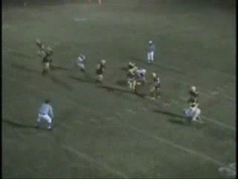 Choteau High School Football Highlights Offense Pt 1