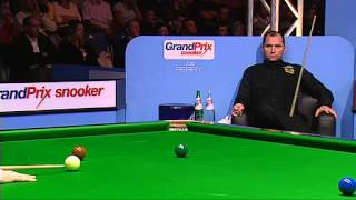 Neil Robertson Almost Impossible Positional Snooker Shot