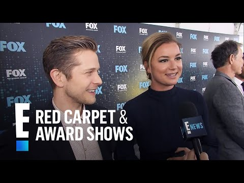 Emily VanCamp s Off Her Engagement Ring  E! Live from the Red Carpet