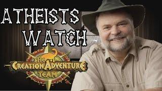 Atheists Watch Creation Adventure Team thumbnail