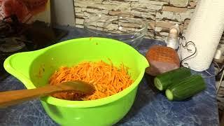 Как готовить самый простой и вкусный салат