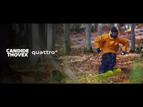 Candide Thovex – quattro®