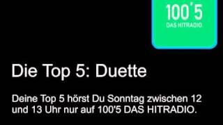 Top 5: Die besten Duette