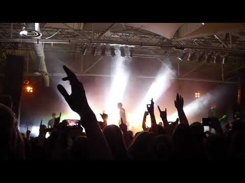 Our Last Night - Shape of you (Cover) @ Essigfabrik Köln / Cologne 03.11.17