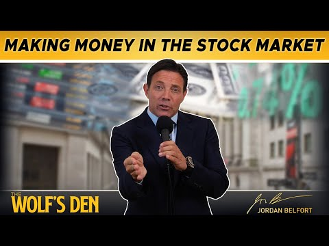 Everything You've Always Wanted to Know About Making Money in the Stock Market | The Wolf's Den #106