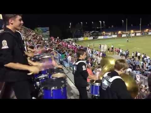 Ponte Vedra High School Band Football Game Speed Cadence