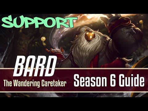League of Legends Bard Guide | Season 6 | Patch 6.18