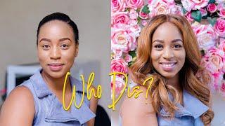 NEW LOOK , WHO DIS?!  😂🤦♀   DIANA BAHATI