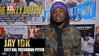 Jay IDK's Pitch for 2017 XXL Freshman thumbnail