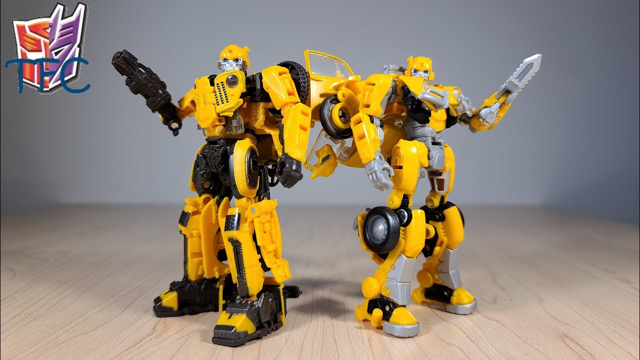 TF Collector Studio Series Offroad Bumblebee Review!