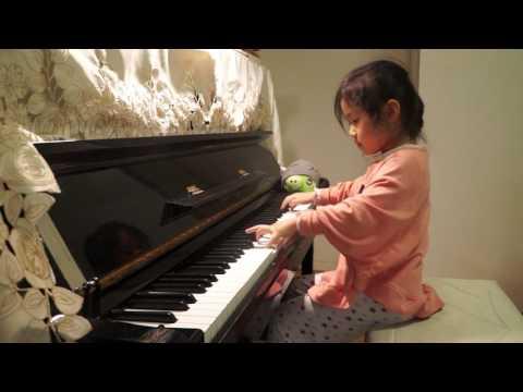 Encore Chen Age 5 F .J Gavotte
