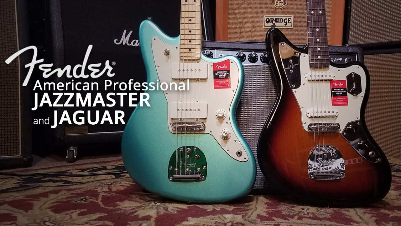 Fender Owner`s Manual for Fender jazz master /& Jaguar Guitars