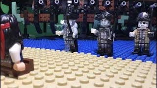 LEGO PIRATES OF THE CARIBBEAN DEAD MEN TELL NO TALES GHOST CLIP & Cartoon Movies