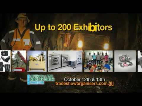 Australia and Papua New Guinea Mining Resources Exhibition
