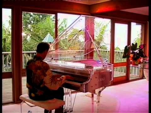 Eternity On The Kawai Crystal Grand Piano From Celebration of Life CD