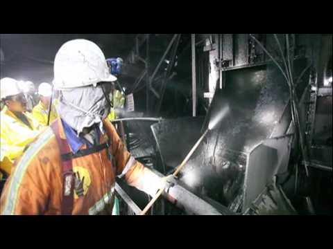The SABC visited one of Sasol's coal mine