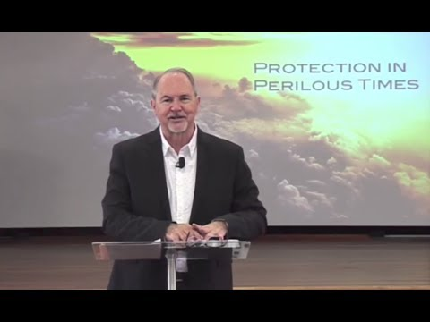 Sydney Life Church - Protection in Perilous Times, Part 1