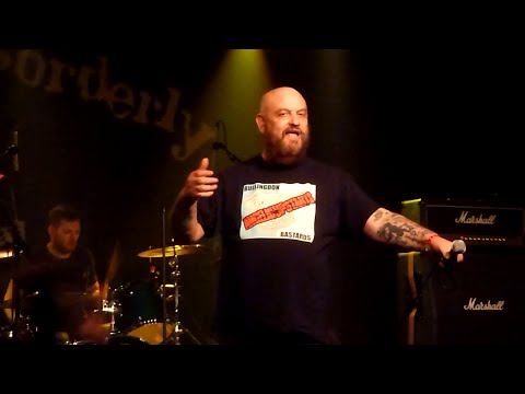 Angelic Upstarts - Live @ Punk & Disorderly 2016 - Astra - Berlin 17.04.2016
